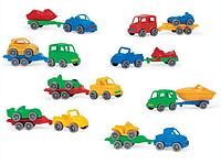 Игрушечная машинка Набор автомобилей серии Kid Cars Sport Wader (52600)