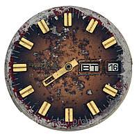Часовой механизм Чайка двойной календарь