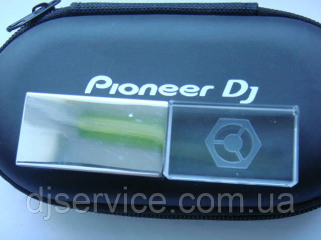 Flash флешка 16Gb Pioneer DJ v2.0 с чехлом  подарок DJ диджею
