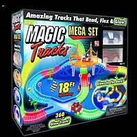 Magic track 360, 2 машинки с подсветокой 3 Led