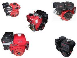 Бензиновые и дизельные двигатели для садовой техники