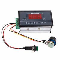 Регулятор напряжения постоянного тока с дисплеем 60В, 30A