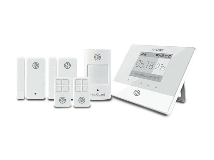 Комплект GSM сигнализации NeoGuard One
