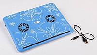 Охлаждающая подставка-кулер Notebook Helder