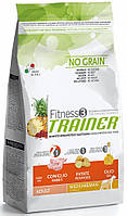 Trainer Fitness3 Adult Medium&Maxi с кроликом, 3 кг