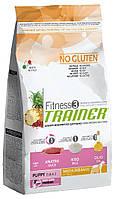 Trainer Fitness3 Puppy Medium&Maxi с уткой, 12,5 кг