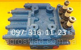 Гидрораспределитель Р80-3/2-222, Р80-3/2-444 (с перевернутой крышкой)