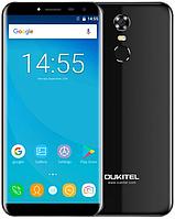 """OUKITEL C8 black 2/16 Gb, 5.5"""", MT6580A, 3G, фото 1"""