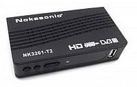 Цифровой эфирный приемник DVB-T2  NOKASONIC NK 3201-T2