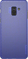 Чехол-накладка Nillkin Air Case Samsung Galaxy A8 Plus (SM-A730) Blue, фото 1