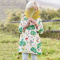 Jumping Meters Платье для девочки Glade. Размер  18-24 мес, 2 года, 3 года, 4 года, 5 лет, 6 лет