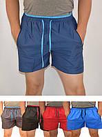 Шорты мужские спортивные -  карманы на молнии