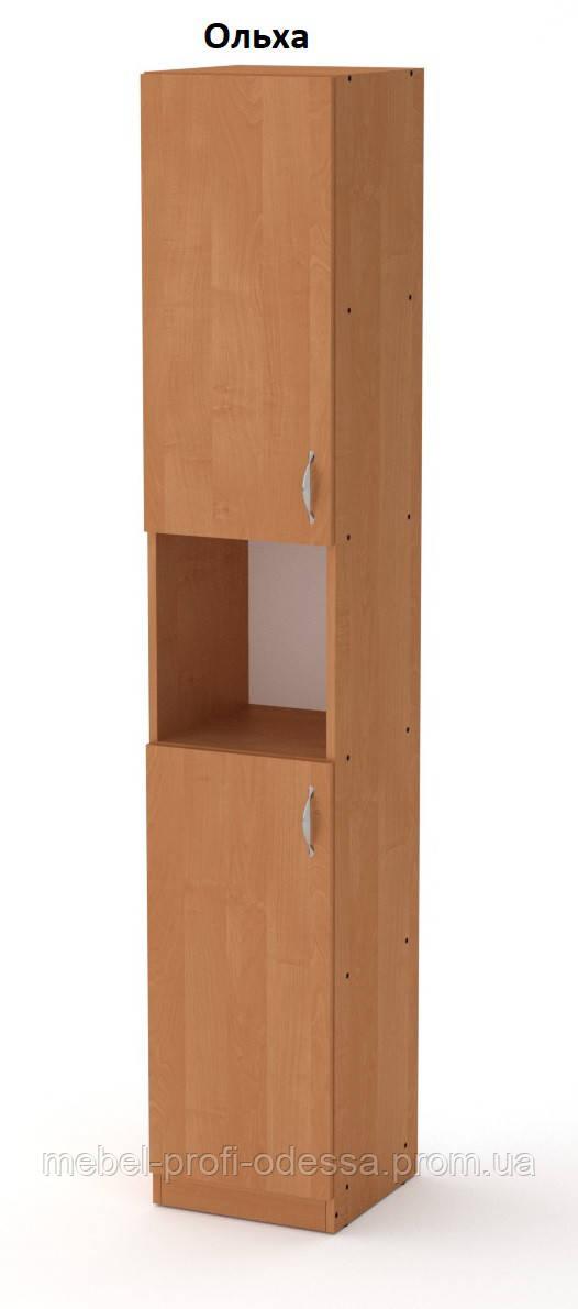 КШ 10 Компанит Шкаф стеллаж для книг и документов