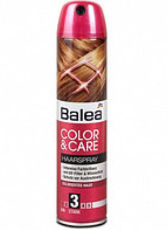 Лак для волос Balea Color & Care 350 мл