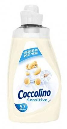 Кондиционер для белья Cоccоlino Sensitive  2л , фото 2