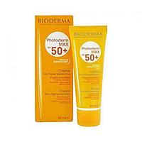 Солнцезащитный крем Bioderma Photoderm Max Spf 50 Sun Cream