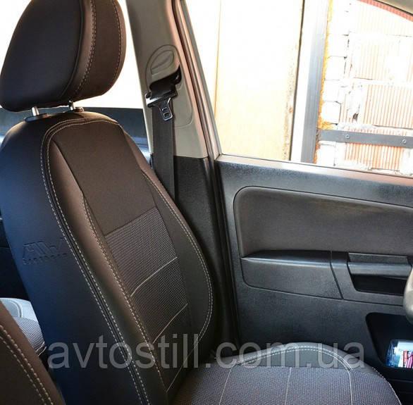 Чехлы салона Ford Mondeo 4 2007-2014