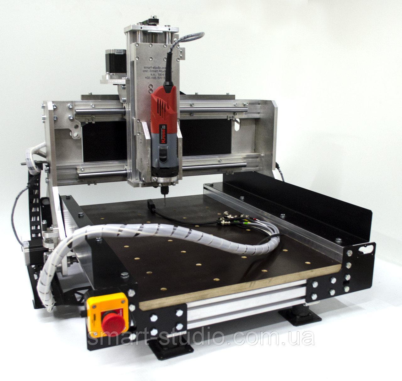 Фрезерный станок с ЧПУ SmartStudio PRO 400x600