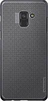 Чехол-накладка Nillkin Air Case Samsung Galaxy A8 Plus (SM-A730) Black, фото 1
