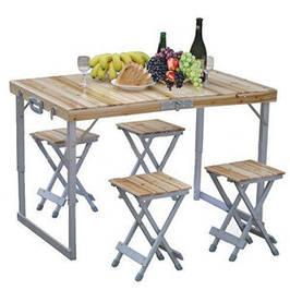 Складные столы и стулья (наборы)