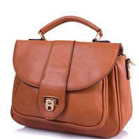 Саквояж (ридикюль) Amelie Galanti Женская сумка из качественного кожезаменителя AMELIE GALANTI (АМЕЛИ ГАЛАНТИ) A981180-brown, фото 1