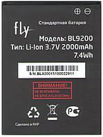 Аккумулятор на Fly BL9200 (Fly FS504 Cirrus 2/FS514 Cirrus 8), 2000 mAh Оригинал