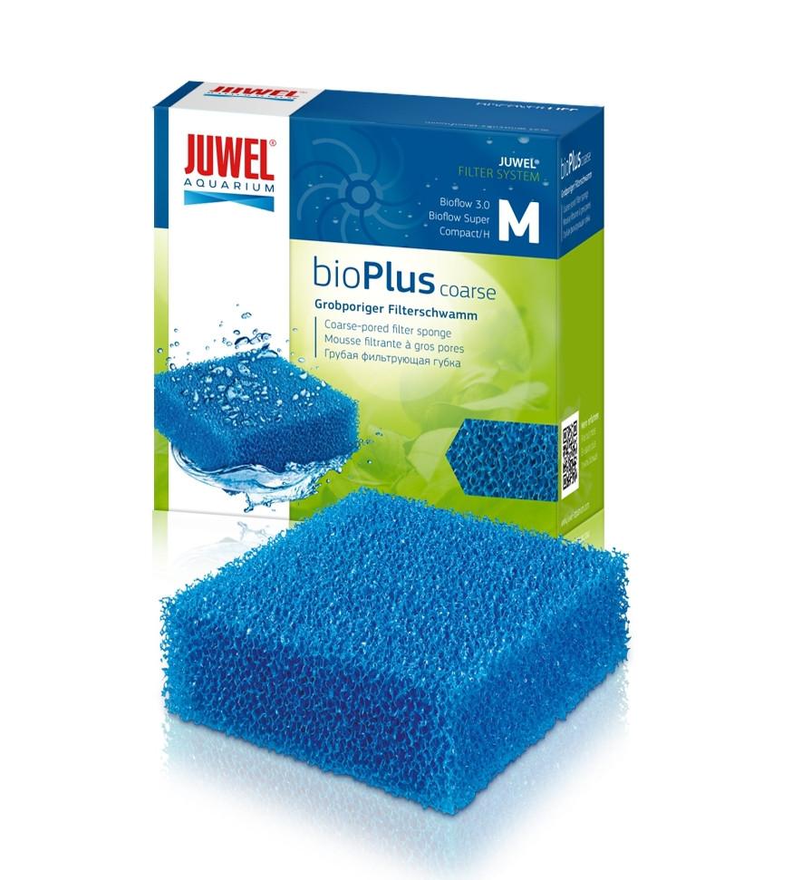 Груба фільтрувальна губка bioPlus coarse M (Compact) для акваріума JUWEL
