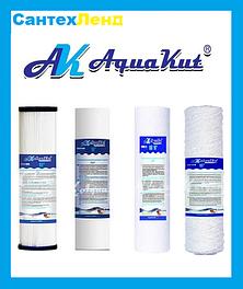 Механические картриджи для воды AquaKut