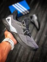 Мужские кроссовки Adidas Alphabounce, Топ Реплика, фото 1