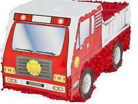 Пиньята Пожарная машина 270216-456