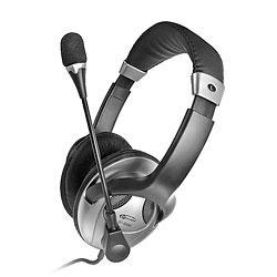 Стереонаушники с микрофоном и регулятором громкости Gemix mv HP-909 MV