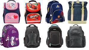Рюкзаки, портфелі, сумки