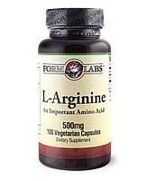 FLN L-Arginine 500 мг 100 caps