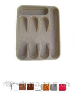 Вклад для столовых приборов 26*33 см