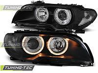 Фары оптика BMW E46