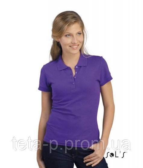Поло (тениска) SoL'S PEOPLE женская