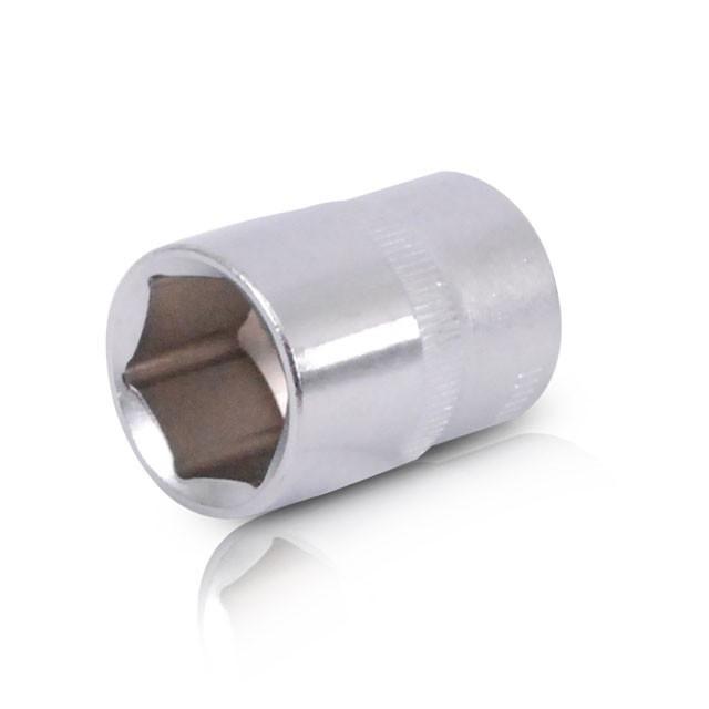 """Головка шестигранная 1/2"""", 20x38 мм, хром-ванадий INTERTOOL ET-0020"""