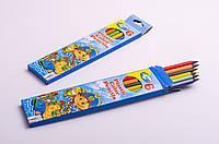 Набор карандашей гнущихся, 6 цветов