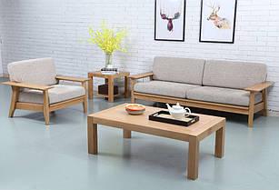 """Дерев'яний кавовий стіл """"Севілья"""" від виробника"""