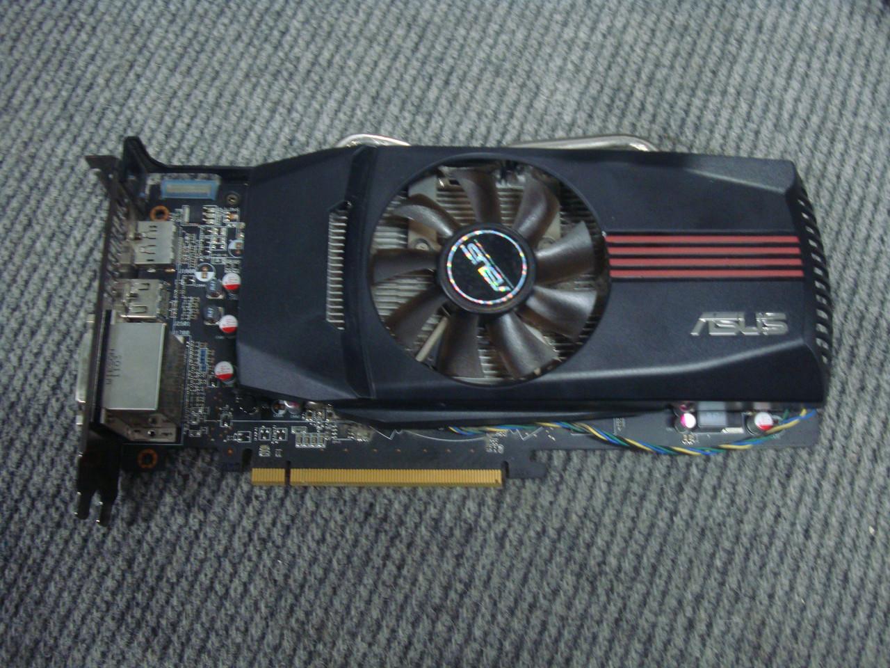 Видеокарта Radeon 6850 1gb GDDR5