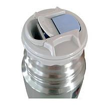 Термос фирмы Термос (Thermos) с кнопкой и чашкой 1 л Mountain FFB (150051), фото 3