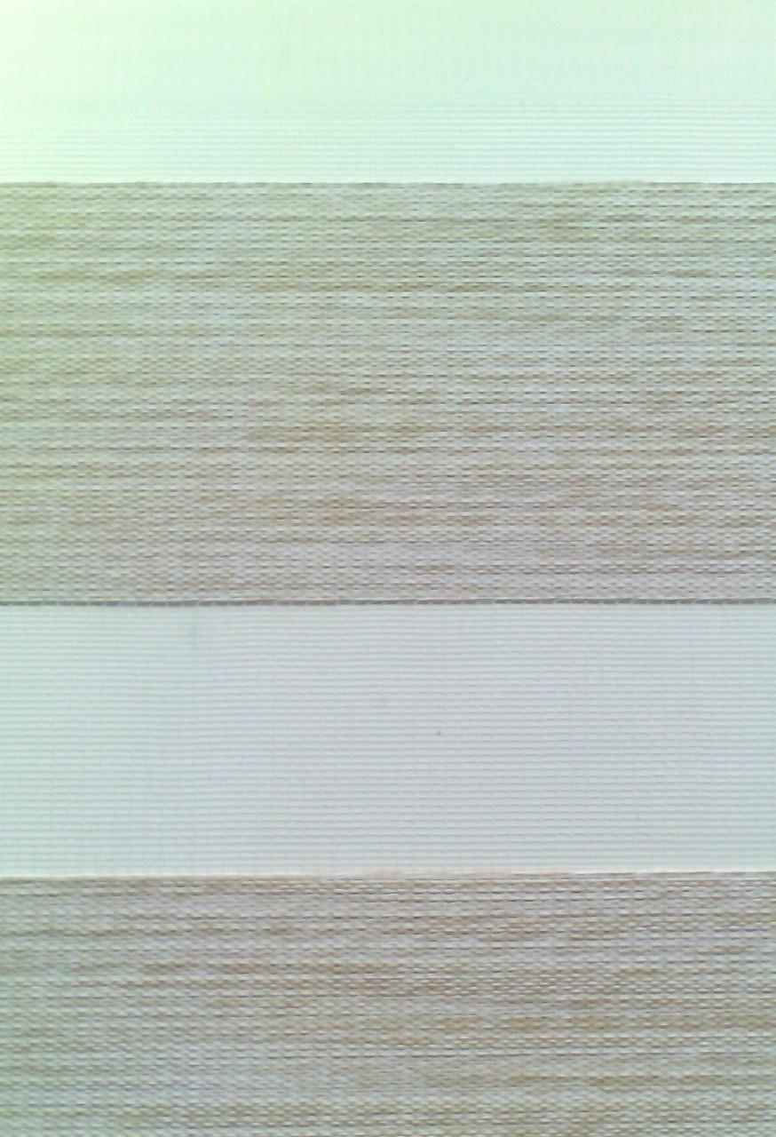 """Жалюзи """"ДЕНЬ-НОЧЬ"""", ш. 100 см. в. 100 см. (тканевые ролеты), открытого типа - Besta mini. VALENCIA."""