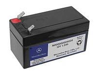 Аккумулятор дополнительный (маленький) Mercedes ML/GL 164 кузов. Оригинал в наличии!