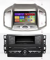 Штатная магнитола для Chevrolet Captiva 2012 Android 6.0.1 (Marshmallow) Redpower 21109B