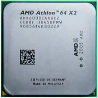 Процессор AMD Athlon 64 X2 6000+ 125W (3000MHz, сокет AM2) ADX6000IAA6CZ