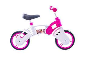 Беговел SMALL RIDER 2014 (бело-розовый)