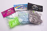 Резинки для плетения, 200 шт., в ассортименте