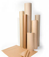 Оберточная бумага для подарков в рулонах и листах