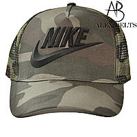 Кепка-бейсболка подросток Nike (хаки) Арт.: GUDKM059