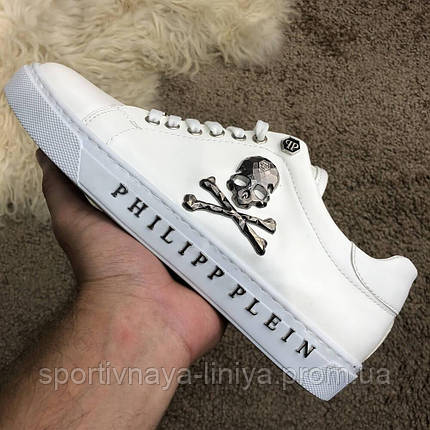 Philipp Plein Simpson White реплика, фото 2